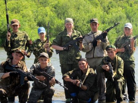 Военно-патриотический клуб «Анжерская застава»